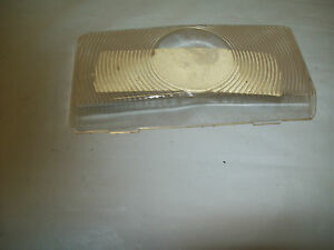 School Bus Clear Lens For Wheel Chair Lift Area 69281 4 7 8 X 2 1 4