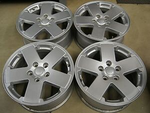Jeep Wrangler Sahara Gladiator Factory Oem 18 2007 2013 Wheels Rims 9076b 2