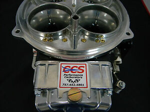 Ccs Performance Pro Q Series 1150 Cfm Dominator Drag Racing Carburetor