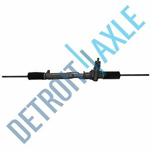 Power Steering Rack And Pinion Assembly W Sensor Ports For 1992 1996 Diamante