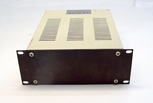 Granville phillips 370 Stabil ion Controller Remote Mount Power Supply 370102