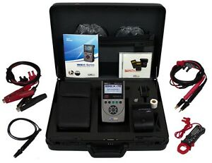 Ibex ultra Internal Ohmic Portable Battery Tester Test Batteries In 3 Seconds