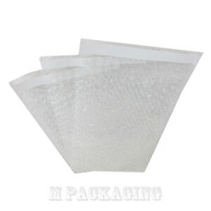 250 6x8 5 Bubble Out Pouches Bubbble Wrap Bags