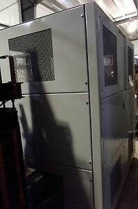 Acme Polygon 600 Kva 3 phase Dry Type Transformer 12470y 7200 600d Csa