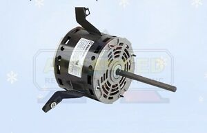 Motor Psc 1 3 Hp 1075 115v 48y Open Direct Drive Fan Blower