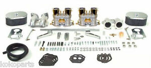 Empi Dual 40 Hpmx Carburetor Kit Vw Type 4 idf Copy