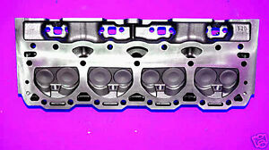 New Eq Gm Chevy 305 Vortec 520 059 Cylinder Head 95 2002 new Valves