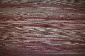 Red Wood Hydrographic Film