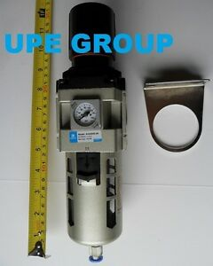 Air Pressure Regulator Filter Combination For Compressed Air 1 2 Fr12