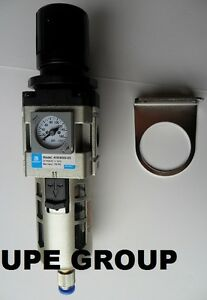 Air Pressure Regulator Filter Combination For Compressed Air 3 8 Fr38