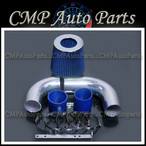 Blue 2002 2005 Chevrolet Cavalier 2 2 2 2l Ls Ram Air Intake Kit Systems