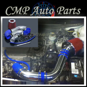 Blue Red 2002 2005 Chevrolet Cavalier 2 2 2 2l Air Intake Kit Induction Systems