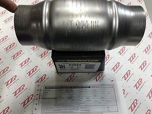 3 Magnaflow 54959 High Flow Performance Catalytic Converter Cat Only 9 Length