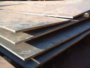 Hot Rolled Steel Plate 312 X 12 X 24