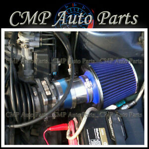 Blue 1994 1996 Chevy Beretta Corsica Z26 3 1 3 1l V6 Air Intake Kit Systems