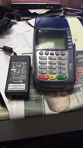 Verifone Omni 3750 With Ac Adapter