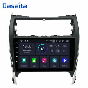 10 2 Android 9 0 Car Gps Radio Stereo Multimedia For Toyota Camry 2012 2014