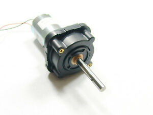 Nissei 24v Dc Geared Motor 43 Rpm Gear Box Made In Japan