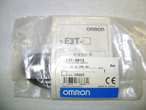 Omron E3t sr13 Photoelectric Switch