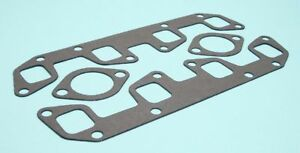 Dodge plymouth 241 260 270 315 325 Poly Exhaust Manifold Gasket Set Best 1955 58