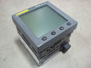 Used Square D Schneider Electric Pm820 Powerlogic Three Phase Power Meter