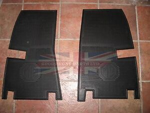 New Set Of Amco Style Rubber Floor Mats Mga 1955 1962