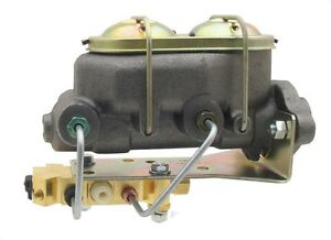 Disc Drum Master Cylinder 1 Bore 4 Port W Bottom Mount Proportioning Valve