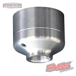 Fass Fuel Systems 01 16 Chevy Gmc Duramax Stock Fuel Filter Delete Dfd 4000