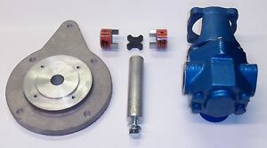 24 Gpm Wvo Pump Oil Transfer Gear Pump Kit Us Filtermaxx