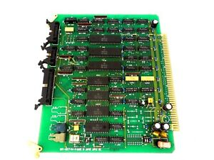 Used Japax Inc Mwi a527 54 c Pc Board Mwia52754c