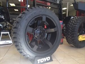 Xd Series Rockstar 2 22x12 8 Lug 8x170 Rs2 Ford Toyo Open Country Mt 35 12 5r22