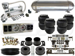 Complete Air Ride Suspension Kit 1964 1969 Lincoln Continental 1 4 Level 1