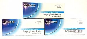 Bulk Mark3 Prophy Paste Non spaltter Coarse Assorted Total Of 600cups