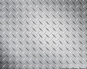 Aluminum Alloy 3003 Treadbright Diamond Plate Sheet 24 X 48 X 045 2pc Lot