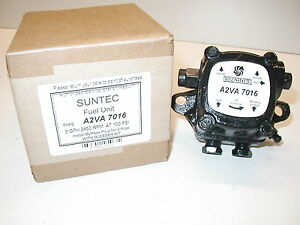 Suntec A2va 7016 A2va7016 Oil Burner Pump 3450 Rpm