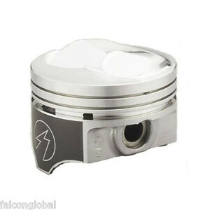 Chevy 7 4 454 Speed Pro Hypereutectic Coated Skirt 33cc Dome Pistons Set 8 30
