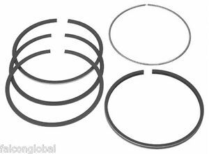 Chevy gmc 6 2 6 2l Diesel Perfect Circle mahle Piston Ring Set 1982 1993 30