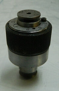 Balas Tap Adapter Collet Tct c4 1 4 Used Warranty