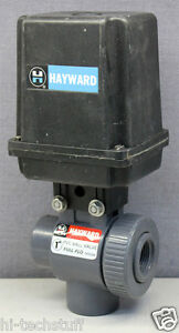 Hayward Industrial Products Inc Ea2 Electric Actuator 1 Ball Valve