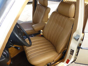 Mercedes Benz Seat Covers W123 200 200d 220d 230 240d 250 280 280e 300d 300td