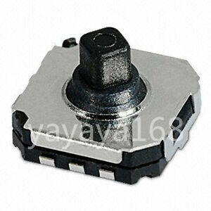 100pcs 5direction Tact Switches Smd Navigation Micro Switch 4 position 7 5x7 5mm