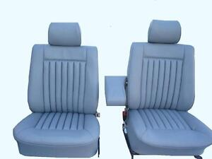 Mercedes Benz W126 Leather Seat Covers 280se 300sel 380sel 300sd 420sel 560sel