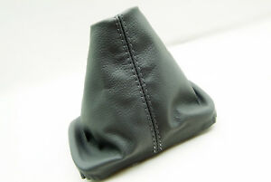 Manual Shift Boot Cover Skin Pvc Synthetic Leather For Vw Beetle 1998 2010 Gray