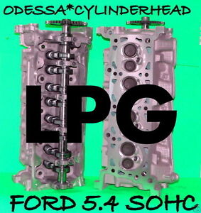 Lpg Ford Lincoln Navigator 4 6 5 4 Sohc Cylinder Heads Cast Rf2l1e Only No Core