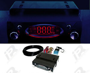Bcu Electronic 2 Stage Boost Controller Turbo Timer Universal Fit
