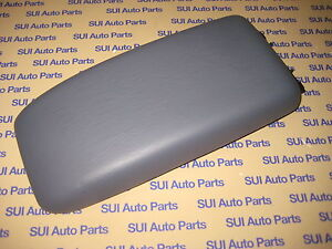 Toyota 4runner Tacoma Center Console Lid Blue Gray Genuine Oem Factory New
