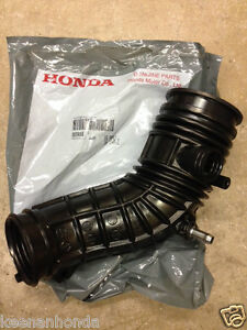 Genuine Oem Honda Accord 4cyl 2 4l Air Intake Flow Tube 2006 2007 17228 rad l61