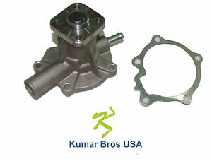 New Kubota Lawn Tractor Water Pump G5200 G5200h