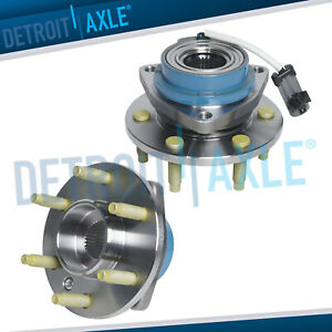 2 Front Wheel Bearing Hub 2006 2009 Chevy Uplander Buick Terraza Saturn Relay