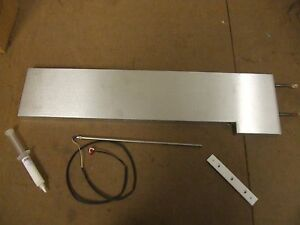 Prince Castle Main Platen Assy Kit 340 269s For Universal Rapid Toaster